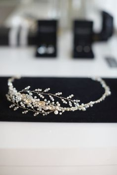 Bridal headpiece wedding tiara style Gaia Collection2015
