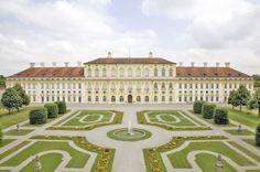 OMG! Travel Guides :: Schleißheim Palace (Schloss Schleißheim), Munich, Germany