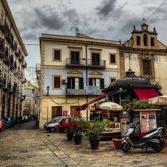 Marketplace, Palermo, Sicily
