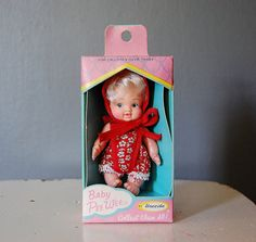 Vintage Uneeda Doll Baby Pee Wee Toy