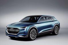Audi e-tron quattro concept - Tesla-Killer aus Ingolstadt? | addicted to motorsport