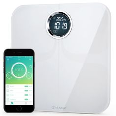 Yunmai Premium Bluetooth Smart Scale - White