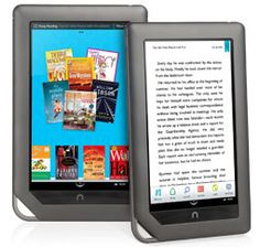 Nook from Barnes and Noble