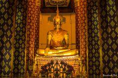 หลวงพ่อพระพุทธนิมิตวิชิตมารโมลีศรีสรรเพชญ์บรมไตรโลกนาถ วัดหน้าพระเมรุ