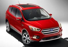 2017 Ford Escape Sport Appearance Package