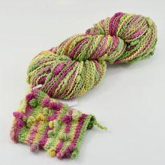 Australian Merino Chunky Art Yarn with Granny Stacks | Shop Wool Online