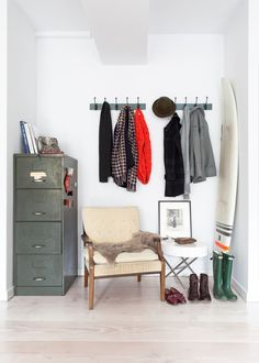 Weekend Project: Store All Summer Gear + Clothing | Apartment Therapy