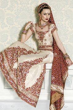 Vintage Wedding Dresses & Bridal Lenghas - Charmi - 1.9.40score