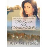 The Ghost and Christie McFee (Bandit Creek Books) (Kindle Edition)By Suzanne Stengl Cable Sweater, Sweater Hoodie, Flare Pants, Ghosts, Outerwear Jackets, Kindle, Place Card Holders, Zip, Denim