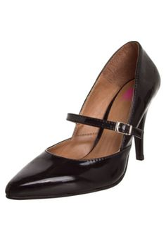 Scarpin Pink Connection Lady, R$ 89,90 http://shop.fiveblu.com/Scarpin-Pink-Connection-Lady-Preto-1389073.html