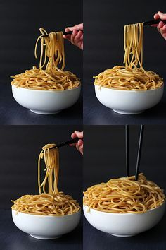 Here's a great way to get Hibachi noodles at home with half the cost. Noodles sauteed in butter, garlic, soy sauce, teriyaki sauce, sugar and sesame oil. Minus the teriyaki sauce for me! I Love Food, Good Food, Yummy Food, Awesome Food, Delicious Recipes, Hibachi Noodles, Asian Noodles, Hibachi Chicken, Hibachi Grill
