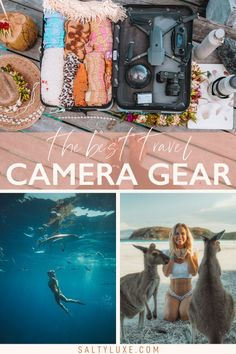 Find out what is in my photography bag with the best photography gear for travel photographers and influencers. #travelphotography #photography | photography equipment | best camera for travelers | best camera for travellers | best travel camera | best travel photography gear | cameras for bloggers | cameras for travel bloggers | best camera accessories | what to buy to take better photos | best camera for influencers | instagram influencer camera | travel influencer camera