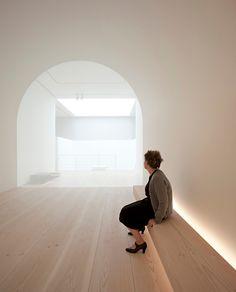 what makes us: john pawson//design museum