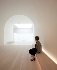 what makes us: john pawson//design museum