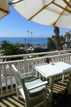 The Loft at Montage Laguna Beach is the perfect place for breakfast, lunch or dinner.