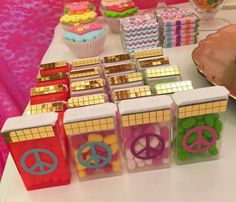 Hippie Chic Birthday Party Ideas | Photo 1 of 20 | Catch My Party