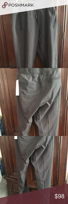 Lululemon men's workout pants Long pants with zippered pockets and back pockets lululemon athletica Pants Sweatpants & Joggers