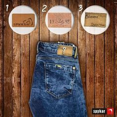 Find the missing piece!  #Spykar #Style  #Fashion #Jeans #Denim
