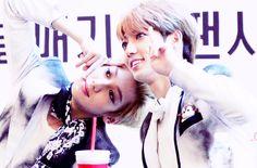 RARE BUT PRECIOUS <3 #kpop #Boyfriend #Jo Twins #Jo Youngmin #Jo Kwangmin…