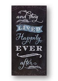 """Honor your love story with this charming wooden hanging sign. The trendy chalkboard style of this sign will beautifully complement your home all year long.. Features and Facts:  Measures: 6"""" W x 12"""" H x 1/2"""" D, with ribbon hanger.  Material: Natural wood.  The design is printed on paper and adhered to the wood."""