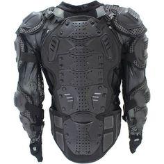 Motocross Racing Motorcycle Armor Protective Jacket Racing Body Gears