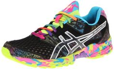 Asics Noosa Tri 8 are just as extreme as the athletes who wear them.Propulsion Trusstic mimics the connective tissue in the foot Organic and nonorganic outsole for enhanced traction DuoMax Support System enhances support and stability Mesh upper and perforated sockliner for optimal drainage and breathability...