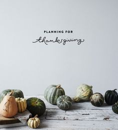 Some #Thanksgiving Planning Tips | The Fresh Exchange