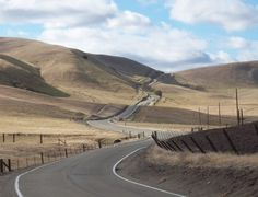 Patterson Pass just outside of Tracy, CA. A challenge for runners and cyclists.