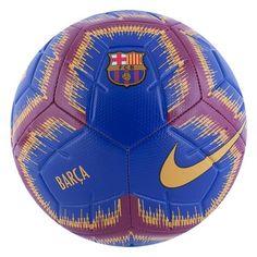 0f37feaf83a Nike Barcelona Strike Soccer Ball (Deep Royal Blue  University Gold)