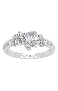 Bague de fiançailles Chaumet