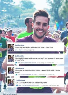 Ridiculously Photogenic Guy finds out he became a meme.