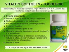 Capsulas de Tocolecic Tiens  http://productossaludablestiens.blogspot.com.co/2015/05/tocolecic-tiens-vitamina-e-prostata.html