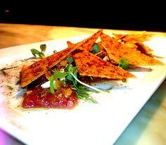 marinated tuna tartar