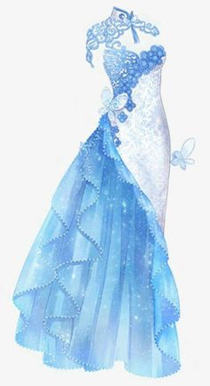 This would be an awesome wedding dress.