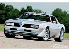 1977 Pontiac Trans Am Pro-Touring - Auto 2019 Pontiac Cars, Chevrolet Camaro, Corvette, General Motors, Pontiac Firebird Trans Am, Sweet Cars, Us Cars, Race Cars, American Muscle Cars