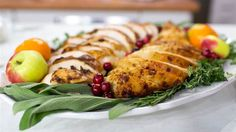 Try this Cajun-spiced roasted turkey and gravy from Curtis Stone for a delicious way to do Thanksgiving.