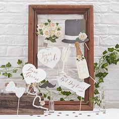 1ca090a1461d04 Make your big day memorable by capturing pictures of you and your loved  ones using this fun Photo Booth Prop pack. Create your own Photo Booth fun  by posing ...