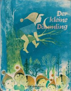 antiquarisches Buch – Wilma Lorenz-Flake – Der kleine Däumling