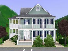 Couples Cottage by dorienski • Sims 3 Downloads CC Caboodle