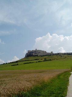 Spiš castle (Spišský hrad), Slovakia