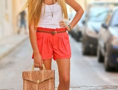 Simple outfit for your summer