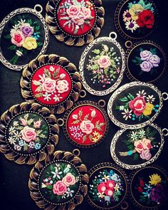 #broderie#ricamo#embroidery#bordado#handembroidery#needlework #hearts #love #rose#刺繡#手仕事のある暮らし#embroidery #花 #Embroidery#stitch#needlework #프랑스자수#일산프랑스자수#자수#자수브로치#자수타그램#자수소품 #자수브로치