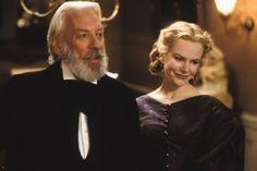 Donald Sutherland, Nicole Kidman, Unterwegs nach Cold Mountain