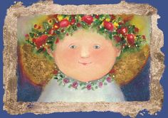 Patience Brewster holiday cards - a whimsical way to say Happy Holidays!
