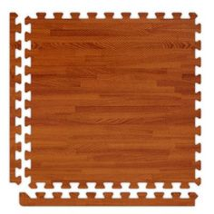 Alessco SoftWoods Set in Red Oak Size: 12' x 16'