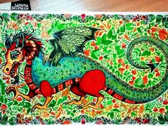 Inspirational Coloring Pages por Sandra Betinassi