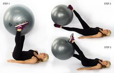 Doing these exercises will have you looking HOT in the fall :)