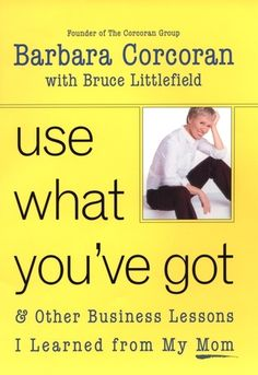 Barbara Corcoran inspired me before the Today Show or Shark Tank!   She knows her stuff - love how humble and grounded she is.  A great read!
