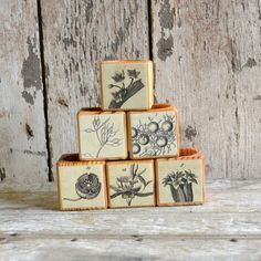 MOST of our decoupage cobblestones are in stock and ready to ship. (all collections!)