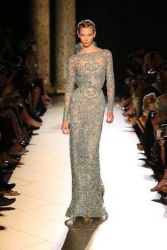 Elie Saab Haute Couture Fall 2012 - Flare.com